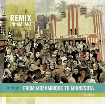 Remixinhambane Volume 2: From Mozambique to Minnesota